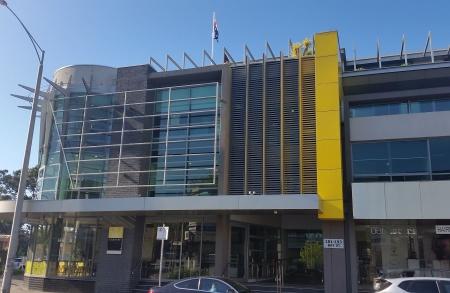 THE NEW DAB PUMPS BRANCH IN AUSTRALIA