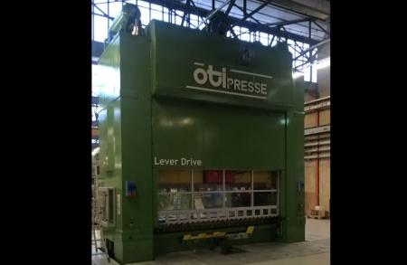 The new press of DAB Mestrino
